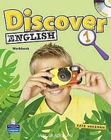 Discover English Level 1 Activity Book