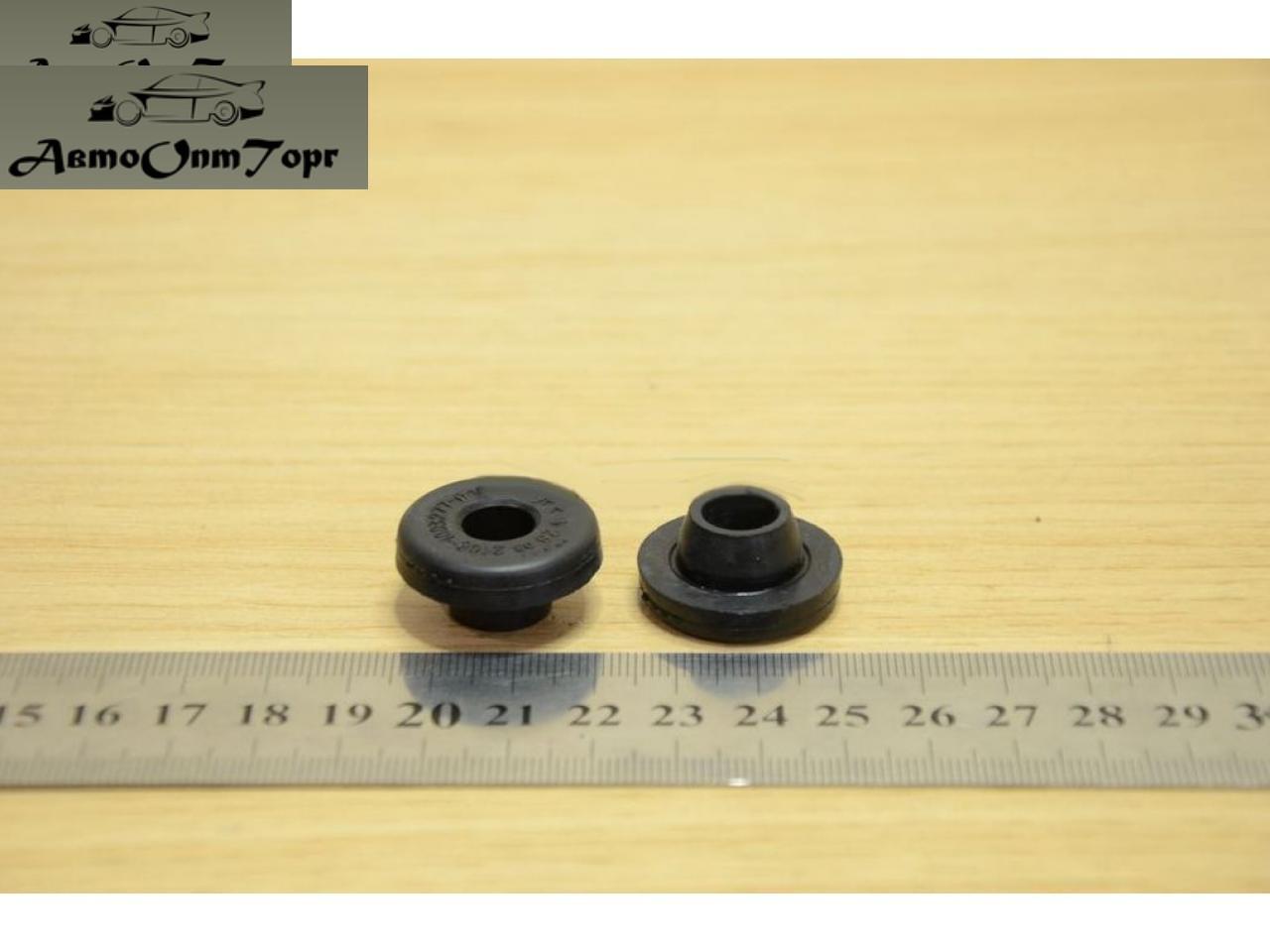 Резинка крышки клапанов направляющая ВАЗ 2108, 2109, 21099 БРТ