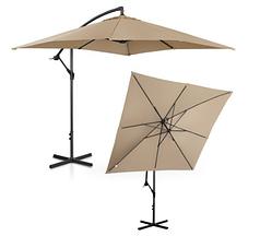 Садовый зонт Uniprodo UNI_UMBRELLA_SQ250TA 250 х 250 см