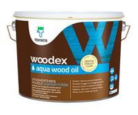 TEKNOS WOODEX WOOD OIL Натуральное масло для дерева Бесцветный 9л