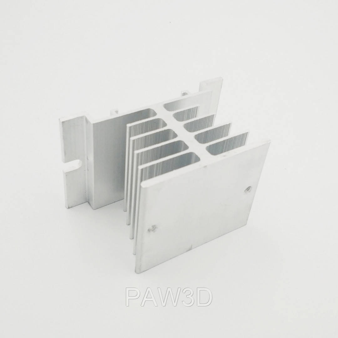 Алюминиевый радиатор для твердотельного реле ssr