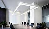 LED Профіль для світлодіодної стрічки накладної PL024, фото 5
