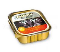 Консерва для котов c курицей, паштет Киппи (KIPPY) 0,1 кг