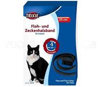 Ошейник для кошек от блох и клещей Trixie 35 см