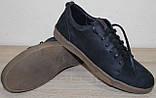 Кроссовки черные мужские из нубука от производителя модель ГЛ19-1Р, фото 4