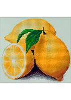 Набор для вышивания крестиком 003 Ф 'Лимоны'
