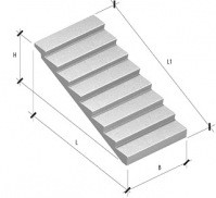 Лестничные системы 1ЛМ 30.11.15-4 П