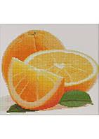 Набор для вышивания крестиком 004 Ф 'Апельсин'