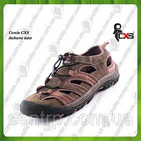 Сандали треккинговые CANIS CXS Sahara 600 (нат.замша)