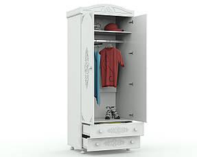 Шкаф для одежды Ассоль АС-02 (Белый), фото 2