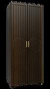 Шкаф платяной Монблан МБ-1 (орех темный)
