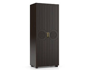 Шкаф платяной Монблан МБ-1 (орех темный), фото 3