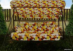 Качели садовые Бари, арт.596, Olsa (Республика Беларусь)