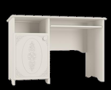 Стол компьютерный Ассоль АС-243 (Белый), фото 2