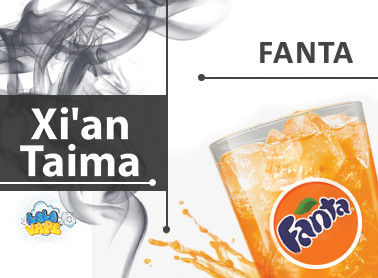 Ароматизатор Xi'an Taima Fanta (Фанта)
