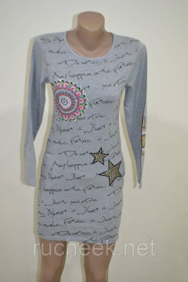 купить недорого платья туники для девочек