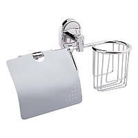 Держатель для туалетной бумаги и освежителя Potato P2903-1