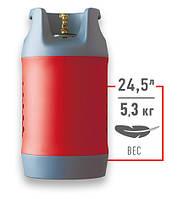 Композитный газовый баллон HPC Research 24,5 л