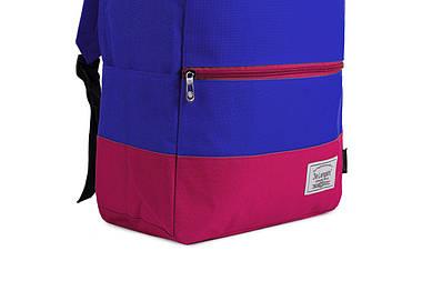 Рюкзак Langshi Blue-Pink, фото 3