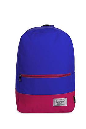 Рюкзак Langshi Blue-Pink, фото 2
