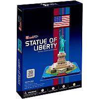 3D пазл CubicFun Статуя Свободы (C080h)