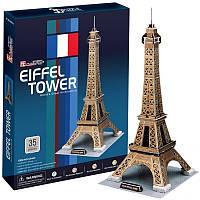 3D пазл CubicFun Эйфелева башня (C044h), фото 1