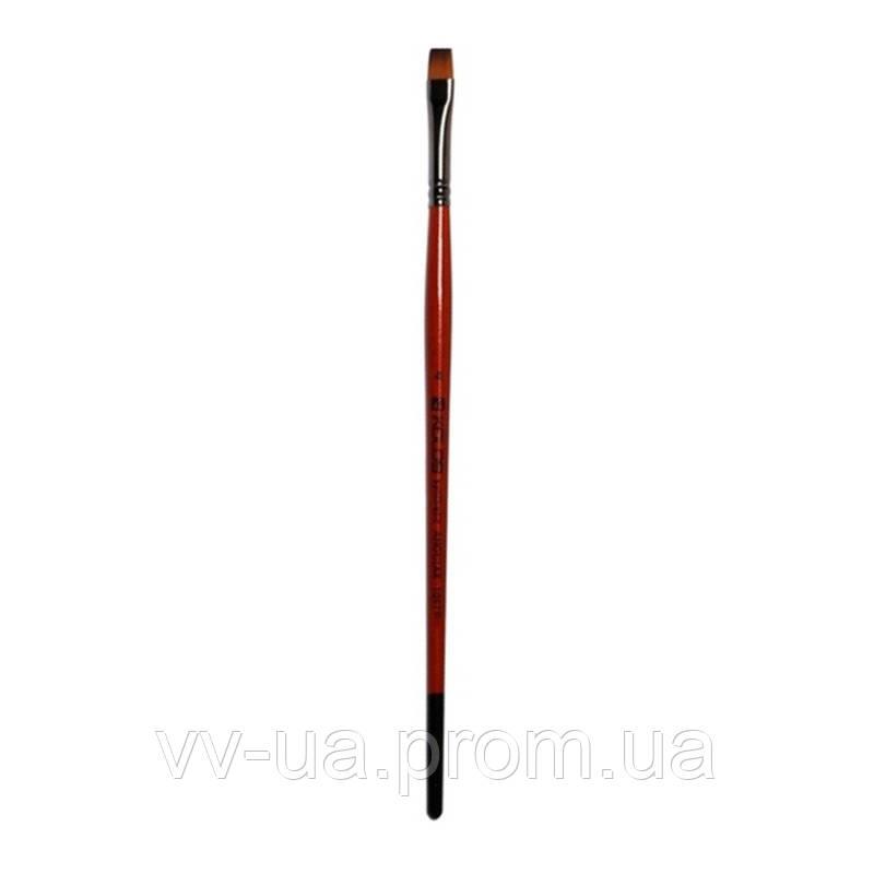 Кисть Kolos Carrot 1097F, синтетика плоская №18 (4210970F18)