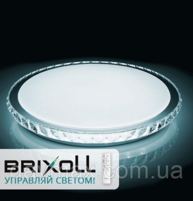 Светодиодная LED люстра SMART-светильник настенно-потолочный накладной BRIXOLL  CNT-70W-13
