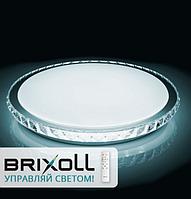 Светодиодная LED люстра SMART-светильник настенно-потолочный накладной BRIXOLL  CNT-70W-13, фото 1