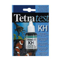 Ректив для аквариума Tetra test kH