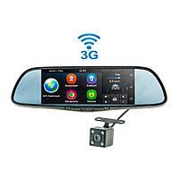 Мультимедийное зеркало универсальное CYCLONE MR-250 AND 3G
