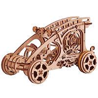 Механический 3D-пазл Wood Trick Багги (4820195190043)