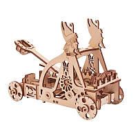 Механический 3D-пазл Wood Trick Катапульта (4820195190067), фото 1