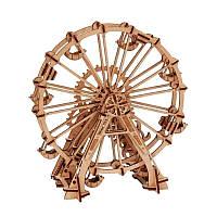 Механический 3D-пазл Wood Trick Колесо обозрения (4820195190029), фото 1