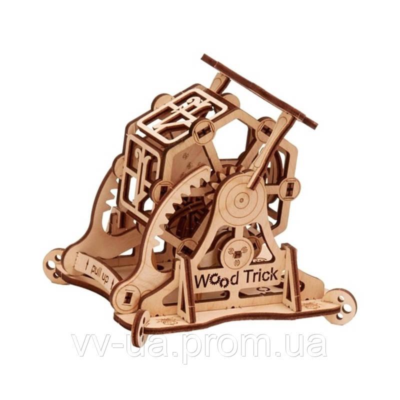 Механический 3D-пазл Wood Trick Колесо фортуны (4820195190265)