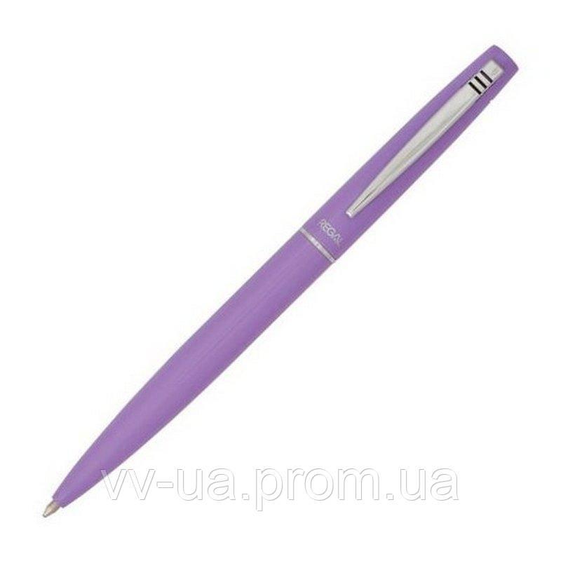 Шариковая ручка Regal в пластиковом футляре, фиолетовый (R285220.PB10.B)