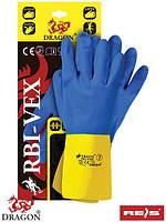 Защитные перчатки REIS RBI-VEX.