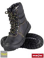 Утепленные рабочие ботинки с завышенными берцами  REIS BRYES-TWO-OB