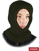 Шапка-маска с одним отверстием REIS CZKAS , фото 1