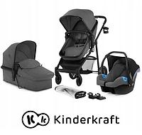 Универсальная коляска Kinderkraft  3in1 JULI, фото 1
