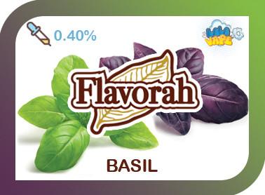 Basil ароматизатор Flavorah (Базилик)