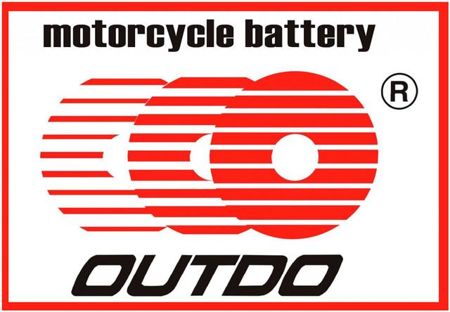 мотоаккумуляторы OUTDO