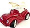 Каталка Ретро автомобиль.Детская каталка толокар.Детский транспорт Орион., фото 2