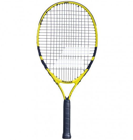 Ракетка Для Большого Тенниса Babolat nadal jr 23 yellow/black (MD)