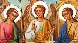 На праздник Троицы 15,16 и 17 июня - ВЫХОДНЫЕ!!!