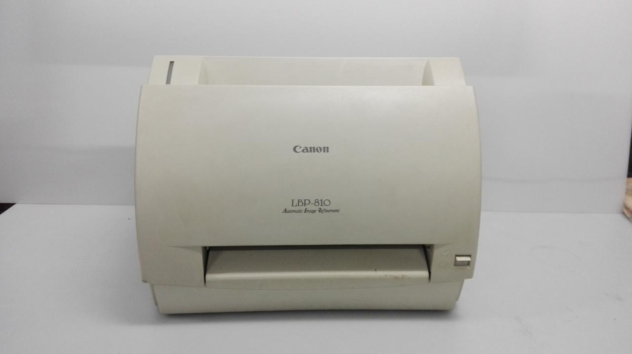 Лазерний принтер Canon LBP-800
