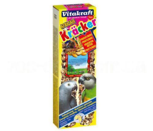 Крекер для крупных попугаев фрукты, орехи Vitakraft (Витакрафт)