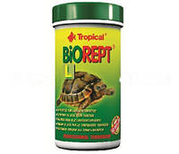Корм для сухопутных черепах Тропикал Biorept L (Биорепт L)250ml /70g