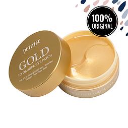 Гидрогелевые патчи для глаз с золотом PETITFEE Gold Hydrogel Eye Patch, 60 шт