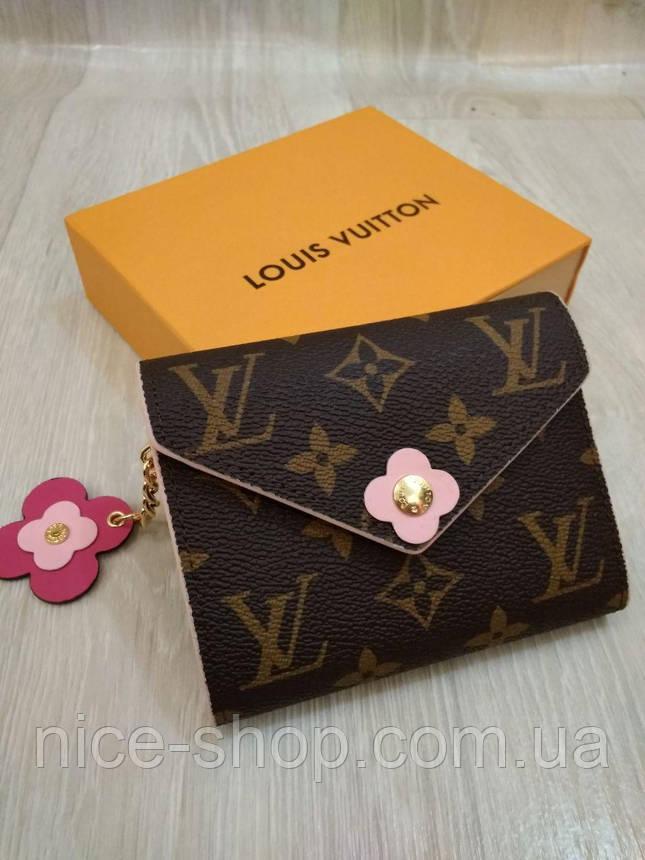 Кошелек Louis Vuitton монограм в коробке, кожа, фото 2